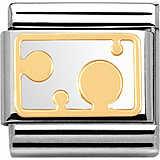 modulaire unisex bijoux Nom.Composable 030153/12