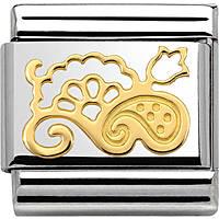 modulaire unisex bijoux Nom.Composable 030158/13