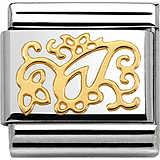 modulaire unisex bijoux Nom.Composable 030158/14