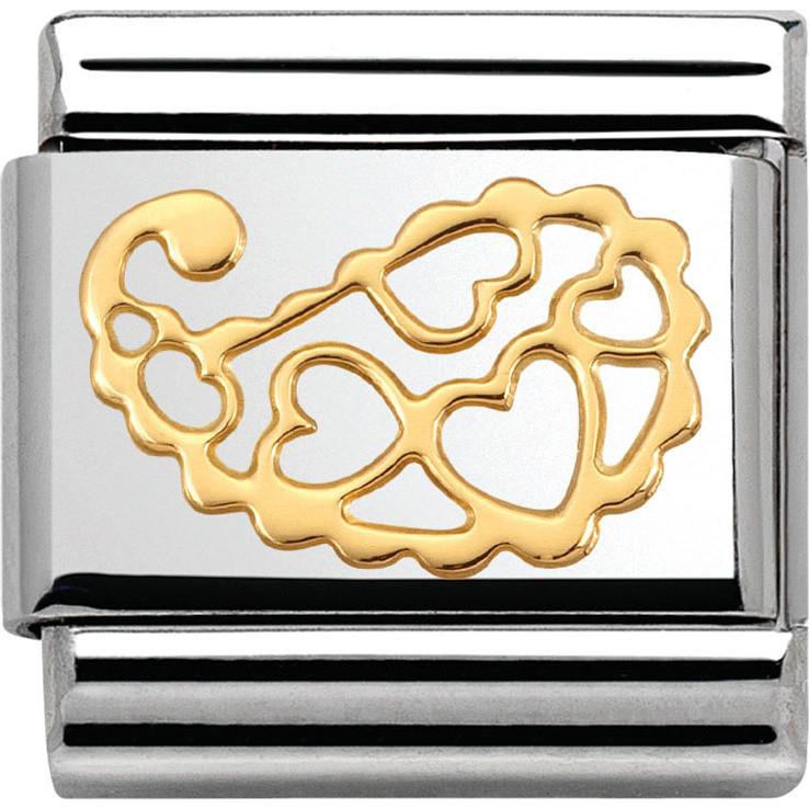 modulaire unisex bijoux Nom.Composable 030158/15