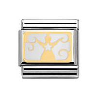 modulaire unisex bijoux Nom.Composable 030160/01