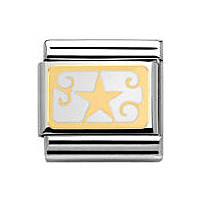 modulaire unisex bijoux Nom.Composable 030160/06