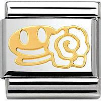 modulaire unisex bijoux Nom.Composable 030161/04