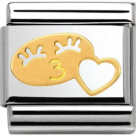 modulaire unisex bijoux Nom.Composable 030161/07