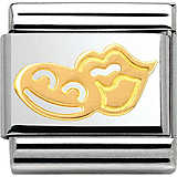 modulaire unisex bijoux Nom.Composable 030161/08