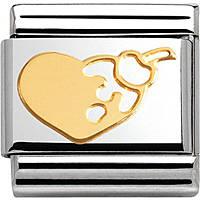 modulaire unisex bijoux Nom.Composable 030162/04