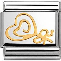 modulaire unisex bijoux Nom.Composable 030162/06