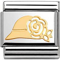 modulaire unisex bijoux Nom.Composable 030162/08