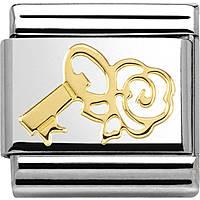 modulaire unisex bijoux Nom.Composable 030162/15