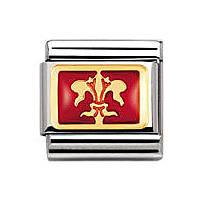 modulaire unisex bijoux Nom.Composable 030209/21