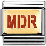 modulaire unisex bijoux Nom.Composable 030230/50
