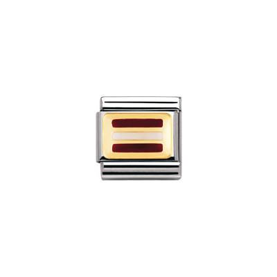 modulaire unisex bijoux Nom.Composable 030234/42