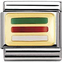 modulaire unisex bijoux Nom.Composable 030234/47