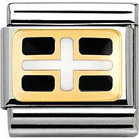 modulaire unisex bijoux Nom.Composable 030234/48