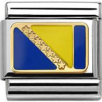 modulaire unisex bijoux Nom.Composable 030234/51
