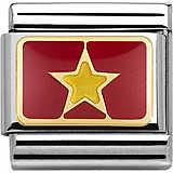 modulaire unisex bijoux Nom.Composable 030236/20