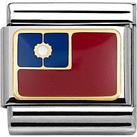modulaire unisex bijoux Nom.Composable 030236/22