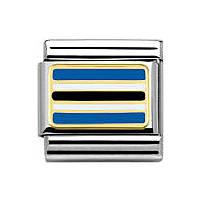 modulaire unisex bijoux Nom.Composable 030237/18