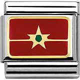 modulaire unisex bijoux Nom.Composable 030237/20