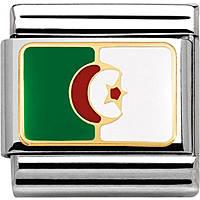 modulaire unisex bijoux Nom.Composable 030237/21