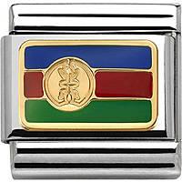 modulaire unisex bijoux Nom.Composable 030238/04