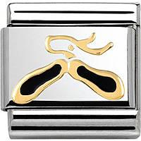 modulaire unisex bijoux Nom.Composable 030242/32