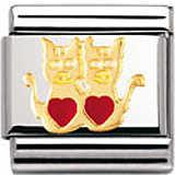 modulaire unisex bijoux Nom.Composable 030248/01