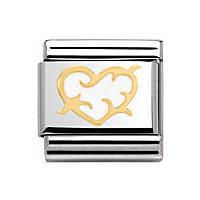 modulaire unisex bijoux Nom.Composable 030253/43