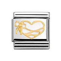 modulaire unisex bijoux Nom.Composable 030253/44