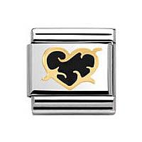 modulaire unisex bijoux Nom.Composable 030253/46