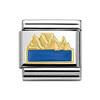 modulaire unisex bijoux Nom.Composable 030262/09