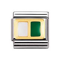 modulaire unisex bijoux Nom.Composable 030268/04