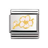 modulaire unisex bijoux Nom.Composable 030278/05