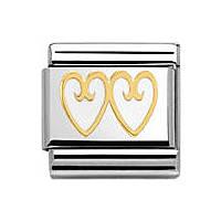 modulaire unisex bijoux Nom.Composable 030279/13