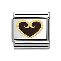 modulaire unisex bijoux Nom.Composable 030279/15