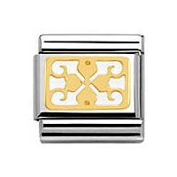 modulaire unisex bijoux Nom.Composable 030280/15