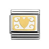 modulaire unisex bijoux Nom.Composable 030280/16
