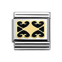 modulaire unisex bijoux Nom.Composable 030280/25