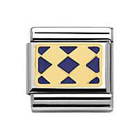 modulaire unisex bijoux Nom.Composable 030280/29