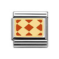 modulaire unisex bijoux Nom.Composable 030280/31