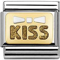 modulaire unisex bijoux Nom.Composable 030280/35