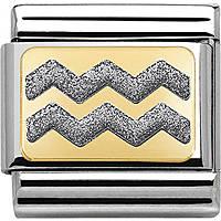 modulaire unisex bijoux Nom.Composable 030280/40