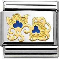 modulaire unisex bijoux Nom.Composable 030281/17