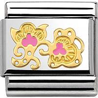 modulaire unisex bijoux Nom.Composable 030281/18