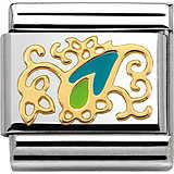 modulaire unisex bijoux Nom.Composable 030281/30