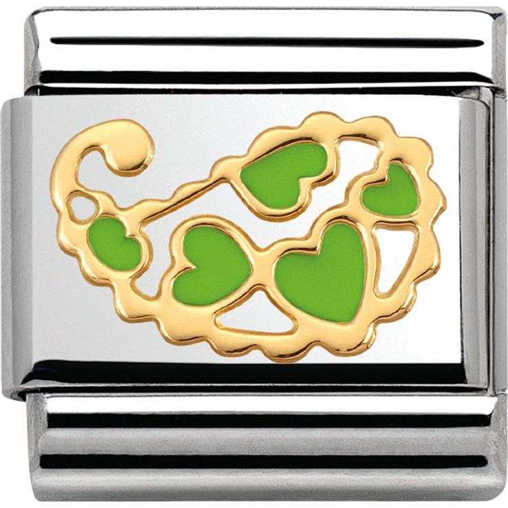 modulaire unisex bijoux Nom.Composable 030281/34