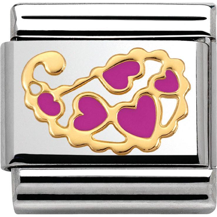 modulaire unisex bijoux Nom.Composable 030281/35