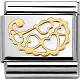 modulaire unisex bijoux Nom.Composable 030281/36