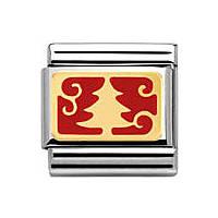 modulaire unisex bijoux Nom.Composable 030282/04