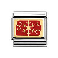 modulaire unisex bijoux Nom.Composable 030282/05